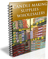 Candle Making Supplies - Wholesalers